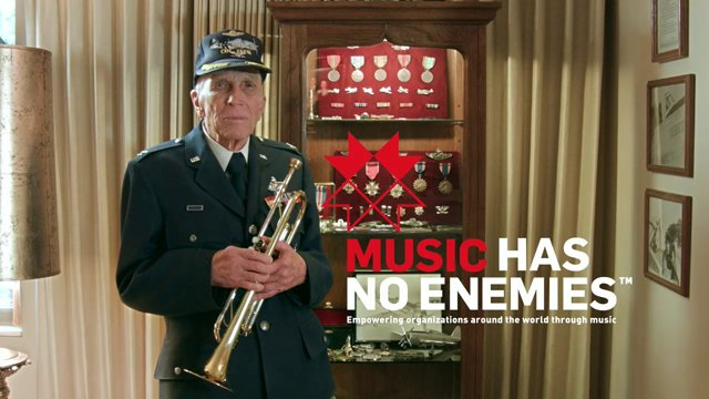 Music has no enemies