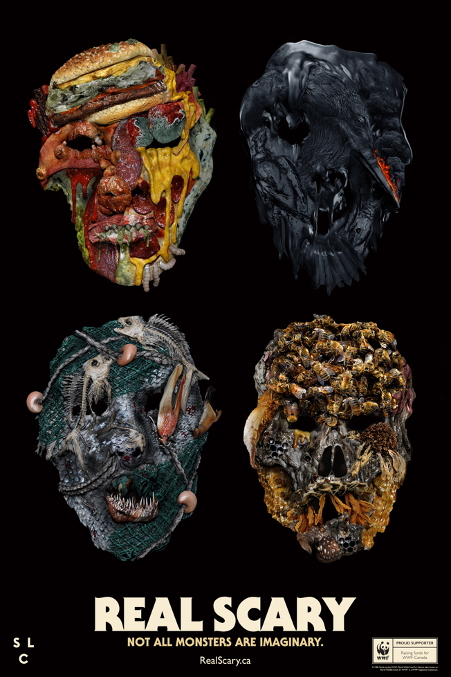 Real Scary: Masks